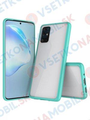 SHOCK Extra odolný kryt Samsung Galaxy S20 Plus  zelený