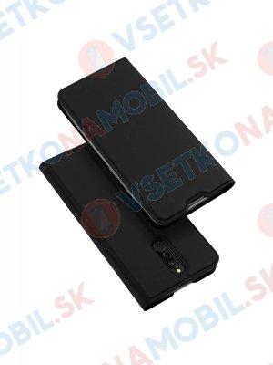 DUX Peňaženkové puzdro Xiaomi Redmi 8 čierne