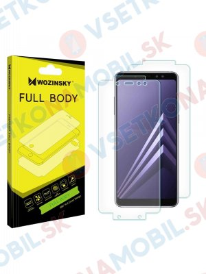 360 ° FULL BODY Ochranná fólie (přední + zadní) Samsung Galaxy A8 2018 (A530)