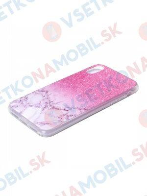 ART TPU Ochranný kryt Apple iPhone XR PINK STONE