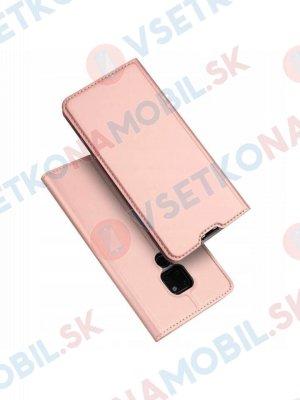 DUX Ochranný obal Huawei Mate 20 růžový