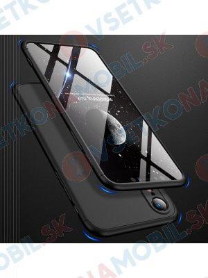 360 ° ochranný obal Apple iPhone XR černý