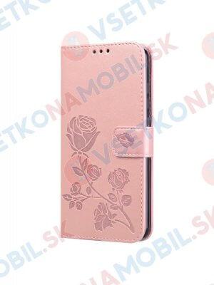 ART Peňaženkový obal Xiaomi Redmi 8 ROSE růžový