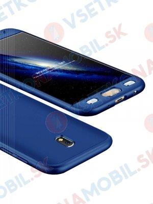 360 ° Ochranný obal Samsung Galaxy J7 2017 (J730) modrý