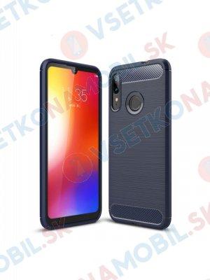 FLEXI TPU Obal Motorola Moto E6 Plus modrý