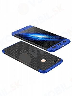 360 ° Ochranný obal Xiaomi Mi 5X / A1 černý (modrý)
