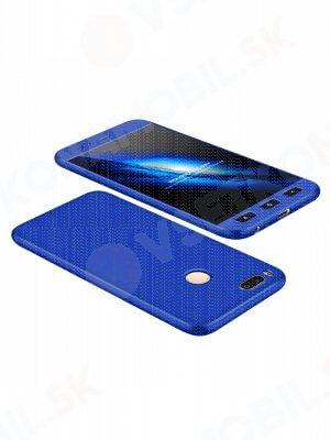 360 ° Ochranný obal Xiaomi Mi 5X / A1 modrý