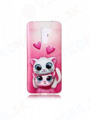 ART TPU ochranný obal Xiaomi Pocophone F1 CATS