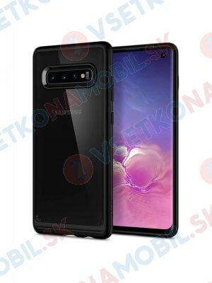 SPIGEN ULTRA HYBRID Samsung Galaxy S10 černý