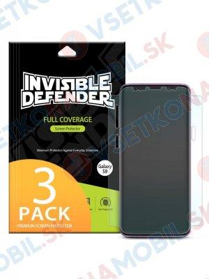 RINGKE INVISIBLE 3X Ochranná fólie Samsung Galaxy S9