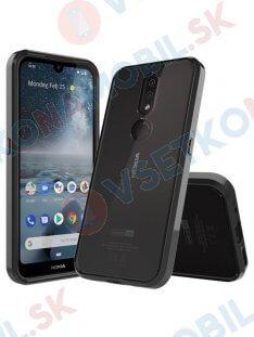 SHOCK Extra odolný kryt Nokia 4.2 čierny