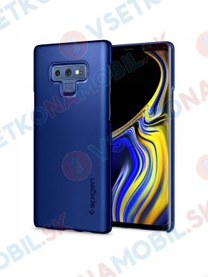 SPIGEN THIN FIT Ultratenký kryt Samsung Galaxy Note 9 modrý