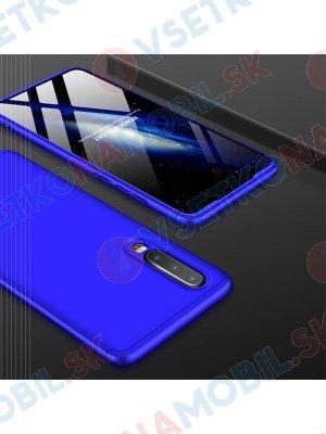 360 ° Ochranný obal Huawei P30 modrý