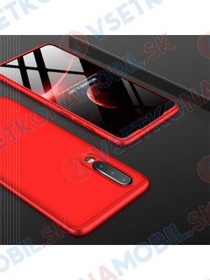 360 ° Ochranný obal Huawei P30 červený
