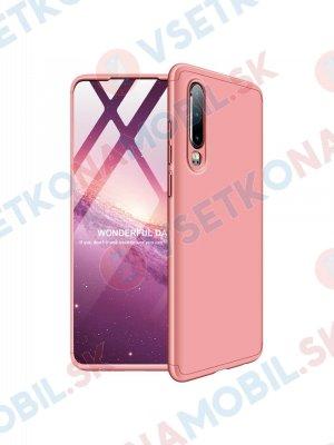 360 ° Ochranný obal Huawei P30 růžový