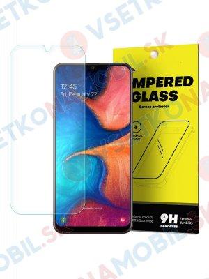 Tvrzené ochranné sklo Samsung Galaxy A20e