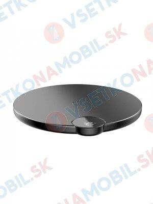 BASEUS DIGITAL LED Bezdrátová nabíječka 10W černá