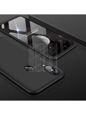360 ° Ochranný obal Huawei Nova 3 černý