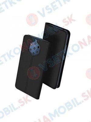 DUX Peňaženkový obal Nokia 9 PureView černý