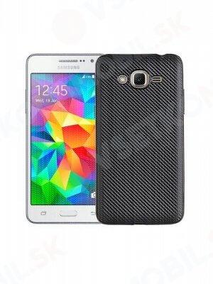 FIBER Ochranný kryt Samsung Galaxy J3 2016 černý