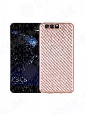 FIBER Ochranný obal Huawei P10 růžový