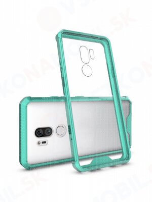 SHOCK Ochranný obal LG G7 ThinQ zelený