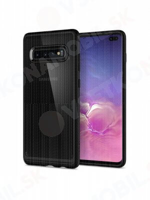 SPIGEN ULTRA HYBRID Samsung Galaxy S10 Plus černý