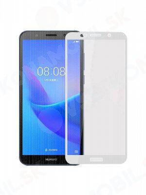 3D Tvrzené sklo Huawei Y5 2018 bílé