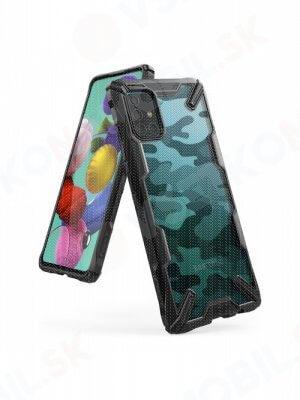 RINGKE FUSION X Samsung Galaxy A51 CAMO
