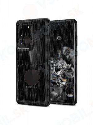 SPIGEN ULTRA HYBRID Samsung Galaxy S20 Ultra čierny