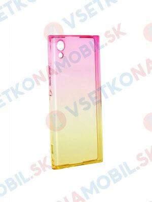 OMBRE obal Sony Xperia XA1 růžový