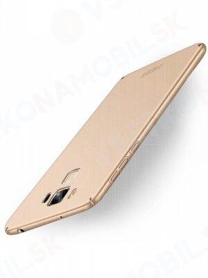 MOFI Ultratenký obal Asus Zenfone 3 Max (ZC553KL) zlatý