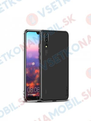 IPAKY SET Silikonový Kryt + tvrzené sklo Huawei P20
