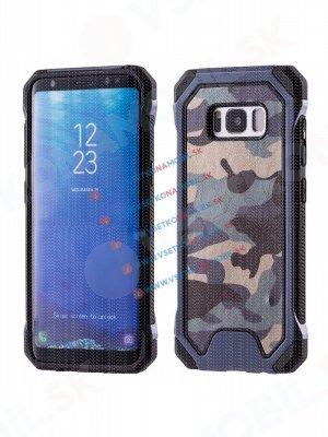 ARMY Ochranné pouzdro Samsung Galaxy S8 Plus modré