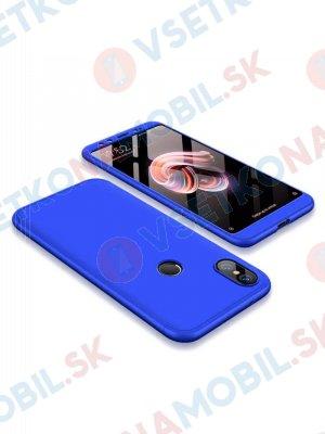 360 ° Ochranný obal Xiaomi Mi 6X / Mi A2 modrý