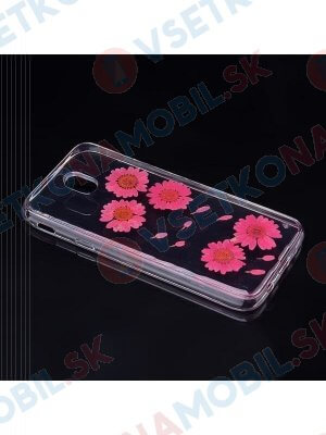 3D FLOWER Silikonový obal Samsung Galaxy J5 2017 (J530) (6)
