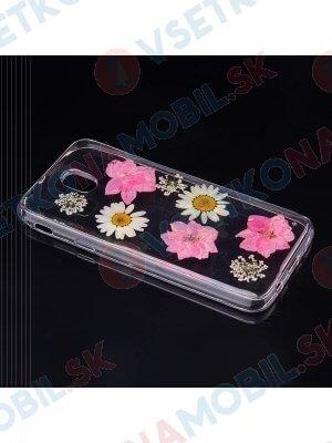 3D FLOWER Silikonový obal Samsung Galaxy J5 2017 (J530) (8)