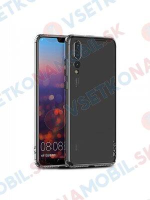 IPAKY SET Silikonový Kryt + tvrzené sklo Huawei P20 Pro průhledný