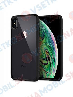 SPIGEN ULTRA HYBRID Apple iPhone XS Max černý