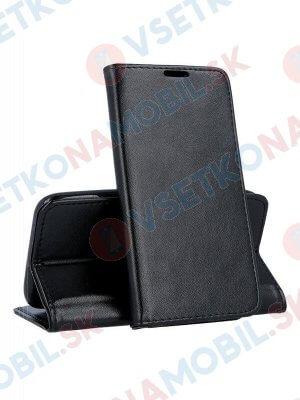 LTHR Peňaženkový obal Huawei Y7 Prime 2018 černý