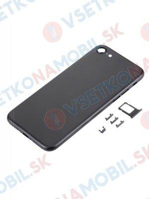 Apple iPhone 7 zadní kryt + malé části černý