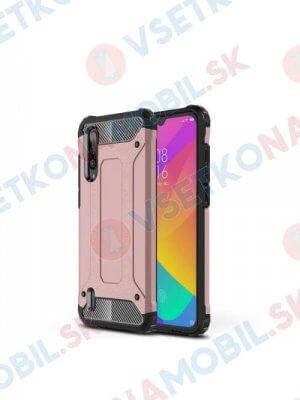 TOUGH Ochranný kryt Xiaomi Mi 9 Lite růžový