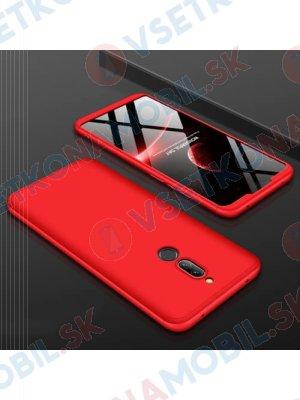 360° Ochranný obal Xiaomi Redmi 8 červený