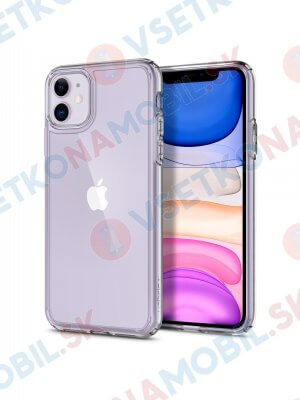 SPIGEN ULTRA HYBRID Apple iPhone 11 průhledný
