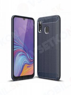 FLEXI TPU obal Samsung Galaxy A30 modrý