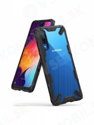 RINGKE FUSION X Samsung Galaxy A70 černý