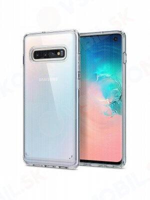 SPIGEN ULTRA HYBRID Samsung Galaxy S10 průhledný