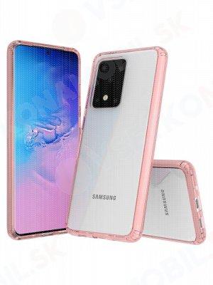 SHOCK Extra odolný kryt Samsung Galaxy S20 Ultra růžový