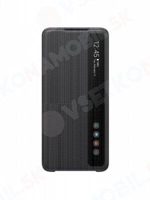 SAMSUNG CLEAR VIEW (EF-ZG988CBEGEU) Samsung Galaxy S20 Ultra čierny