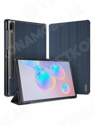 DUX DOMO Zaklápací kryt Samsung Galaxy Tab S6 (T860) modrý